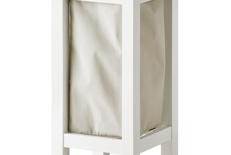 Torba na pranie ze stojakiem, IKEA, cena: 129 zł