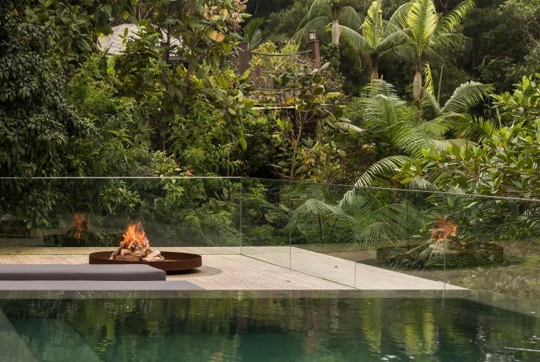 Jungle house, Sao Paulo, Brazylia, proj. studio mk27, nominacja w kategorii budynki zrealizowane, domy jednorodzinne.