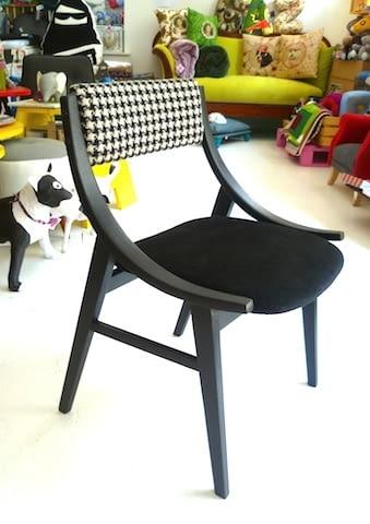 design, refere, pepitka, krzesło