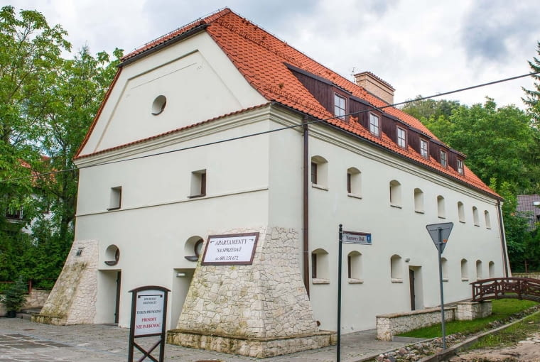 Spichlerz Bliźniaczy w Kazimierzu Dolnym