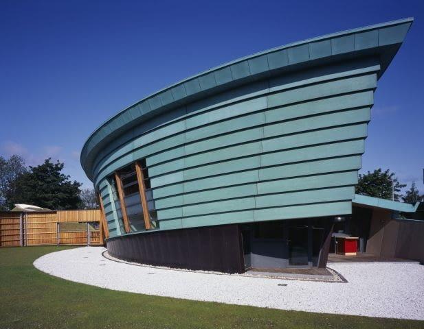 iverness, projekt, wielka brytania, architekt, budynek, page\park