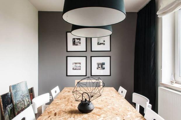 mieszkanie w skandynawskim stylu, stylowe mieszkanie
