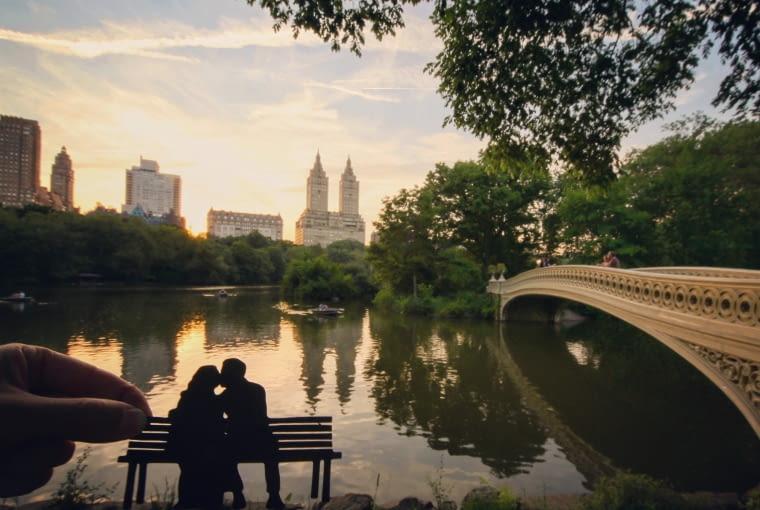 Central Park, Nowy York, USA