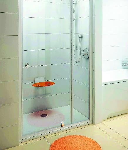 kabina prysznicowa drzwi uchylne