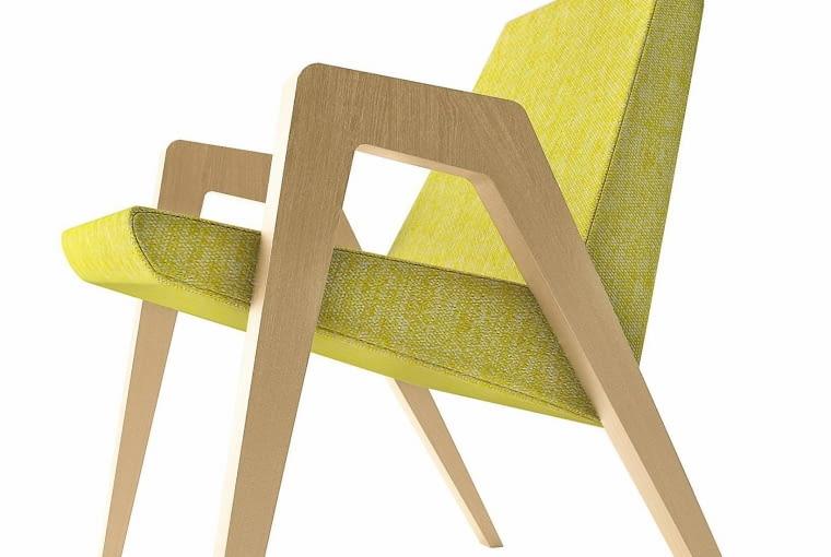 Fotele 1000-2000 zł: Fotel 367, 366 Concept, 1390 zł