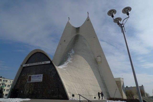 Kościół pw. Miłosierdzia Bożego w Kaliszu (ul. Asnyka), fot. Anna Cymer
