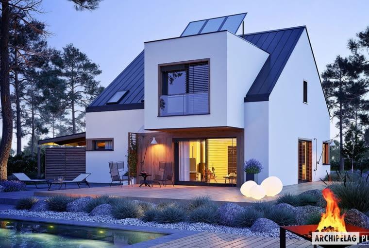 Projekt domu Neli W2 ENERGO PLUS