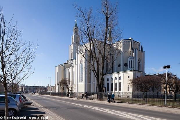 Nowy plac Szembeka w Warszawie