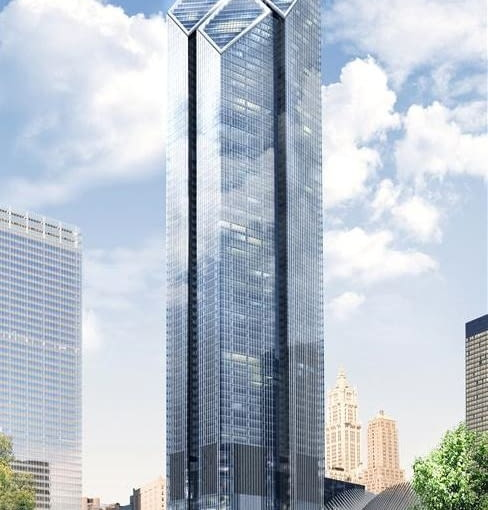 2WTC, world trade center, nowy jork, wieżowiec, Norman Foster