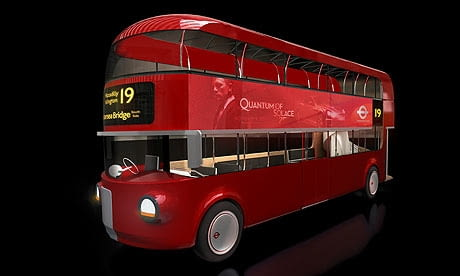 norman foster, londyn, routemaster