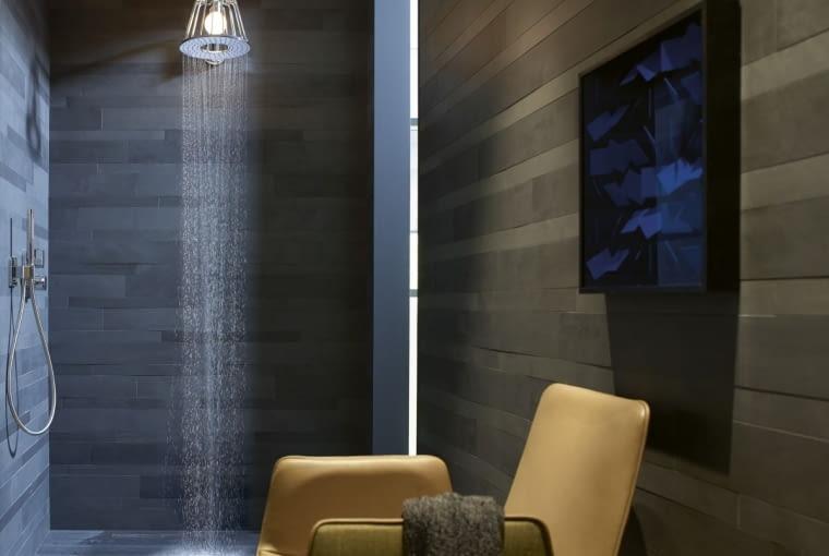 deszczownica, łazienka
