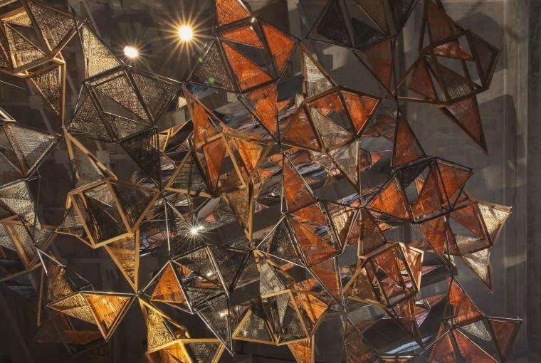 'Splątana architektura' ze studia Miralles Tagliabue EMBT