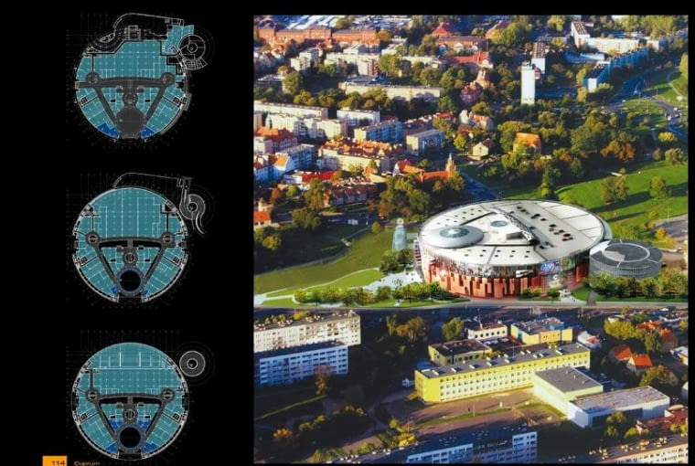śląsk, centrum handlowe, lubin, polska, studio ads, cuprum arena