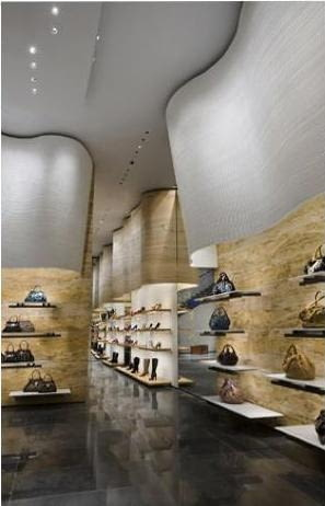 Fendi Flagship - Peter Marino Architect PLLC - USA