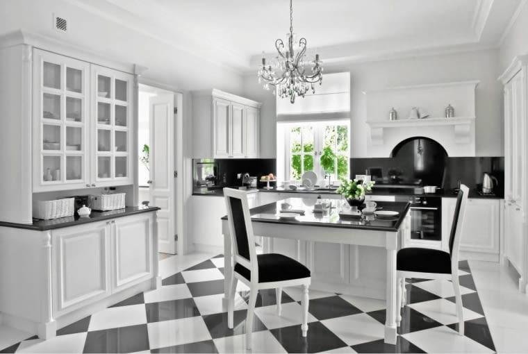 wyspa kuchenna, kuchnia, meble kuchenne
