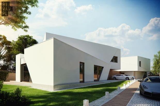 Dom bliźniak w Wilanowie