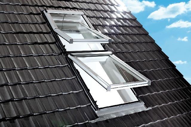 Nowe okno można zamontować ponad lub pod starym