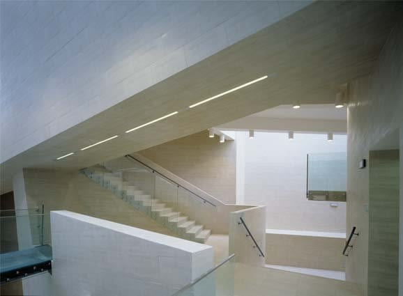 muzeum, przemysl, kkm kozien architekci, mies van der rohe award