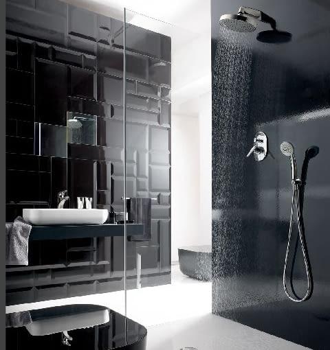 bateria podtynkowa, prysznic, natrysk, łazienka