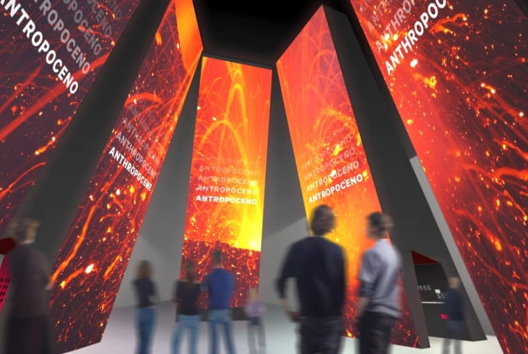 Muzeum Jutra w Rio de Janeiro - projekt ekspozycji