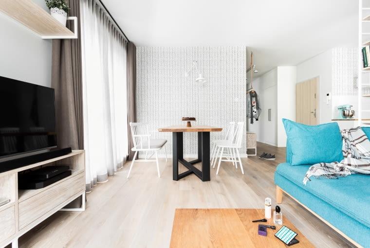 Cozy Nordic Home czyli przytulne mieszkanie z kotem w tle