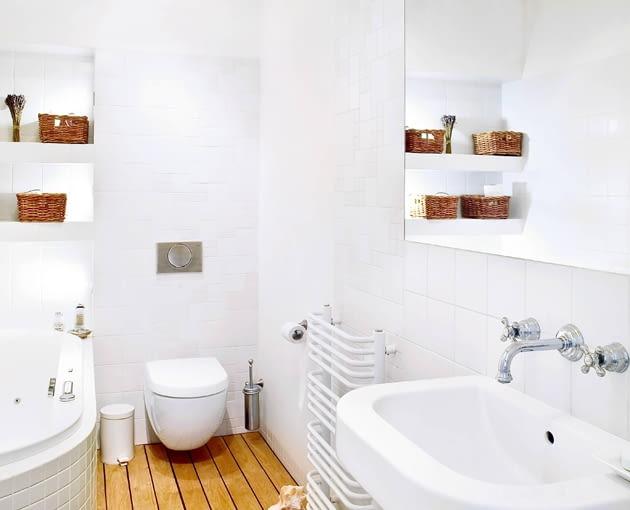 11 Pomysłów Na Małą łazienkę Inspiracje ładny Dom