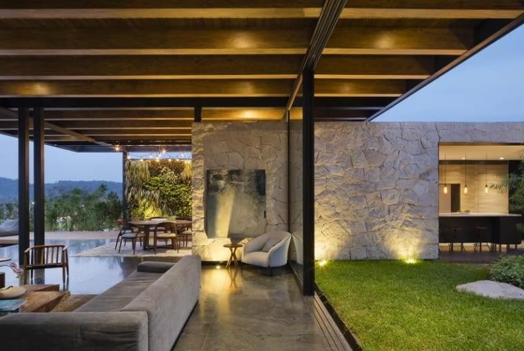 Hour House, La Libertad w Salwadorze, projekt: EMC Arquitectura