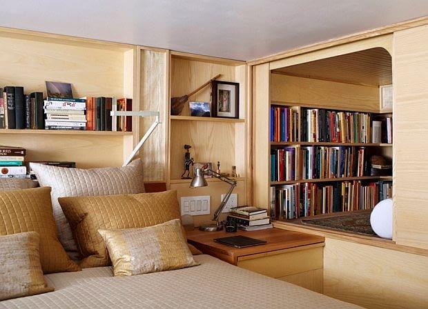 małe mieszkanie, kawalerka, dobrze urządzone małe mieszkanie
