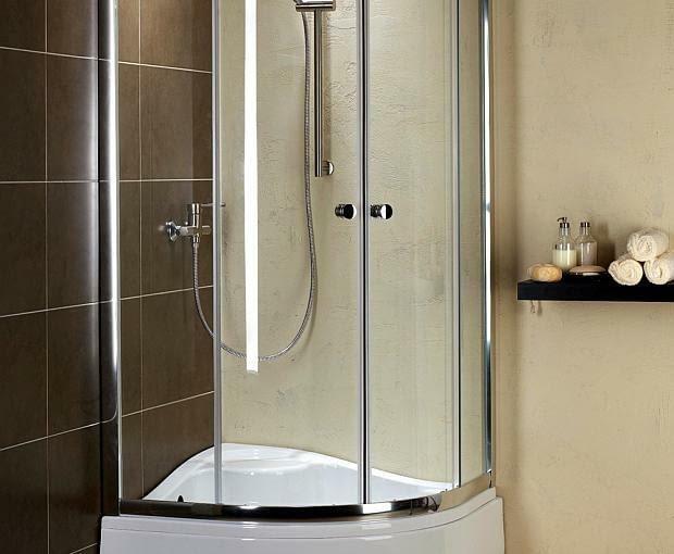 głębiki brodzi, kabina prysznicowa