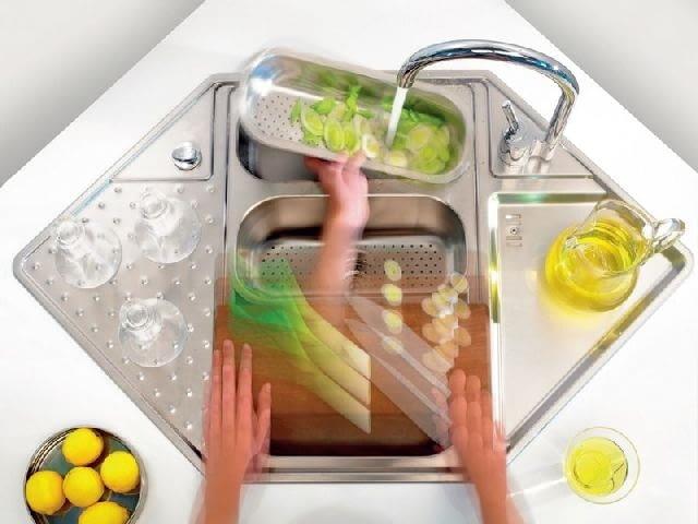 akcesoria zlewozmywakowe, zlew, zlewy, zlewozmywak, zlewozmywaki, wyposażenie kuchni