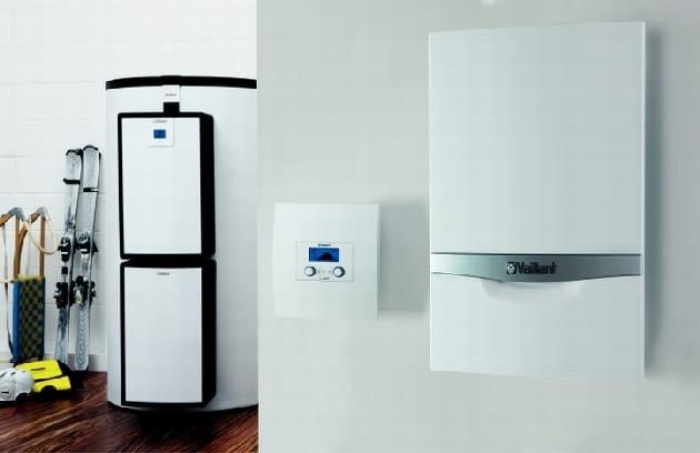 Właściwą współpracę kolektorów, zasobnika solarnego, i źródła ciepła (na przykład kotła na gaz) umożliwia specjalnie dobrana automatyka