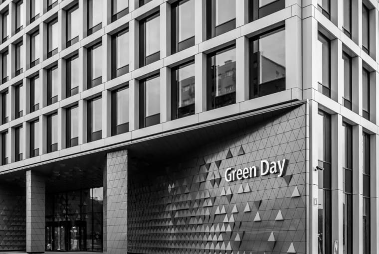 Biurowiec Green Day we Wrocławiu