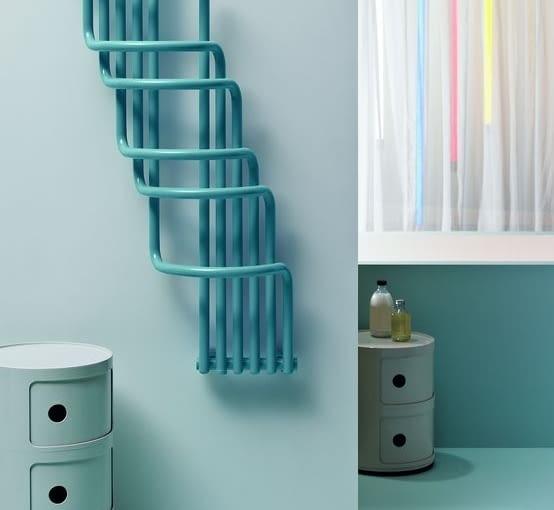 Grzejnik dekoracyjny do łazienki