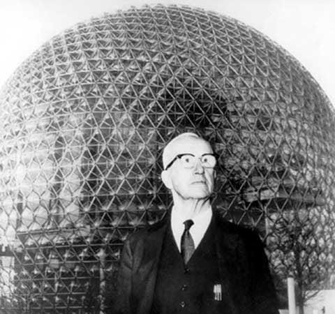 buckminister fuller, kopuła geodezyjna, architektura