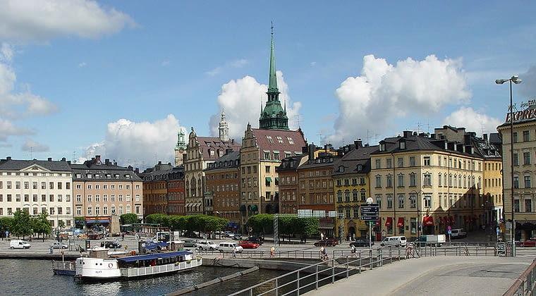 Sztokholm, stare miasto Gamla stan