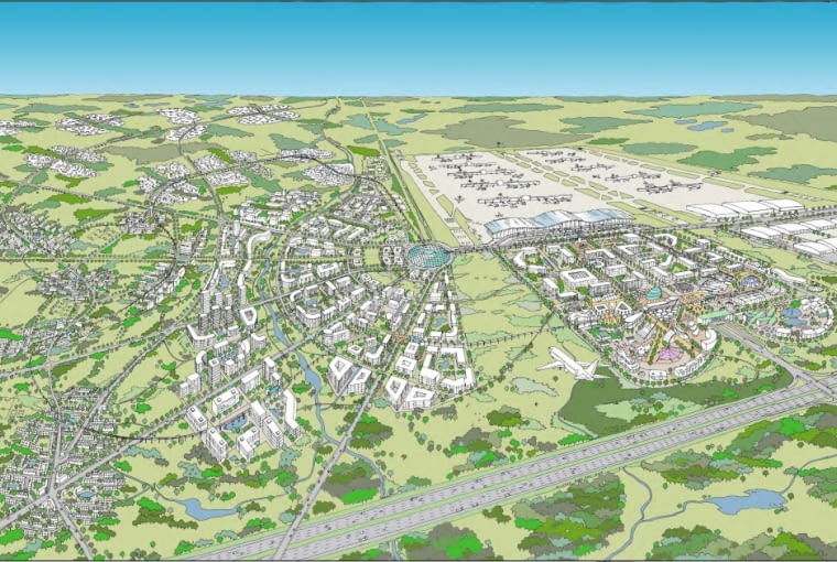 Centralny Port Komunikacyjny - projekt