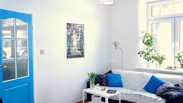 wasze wnętrza, mieszkanie czytelników, prawdziwe wnętrza czytelników, jak mieszkają polacy