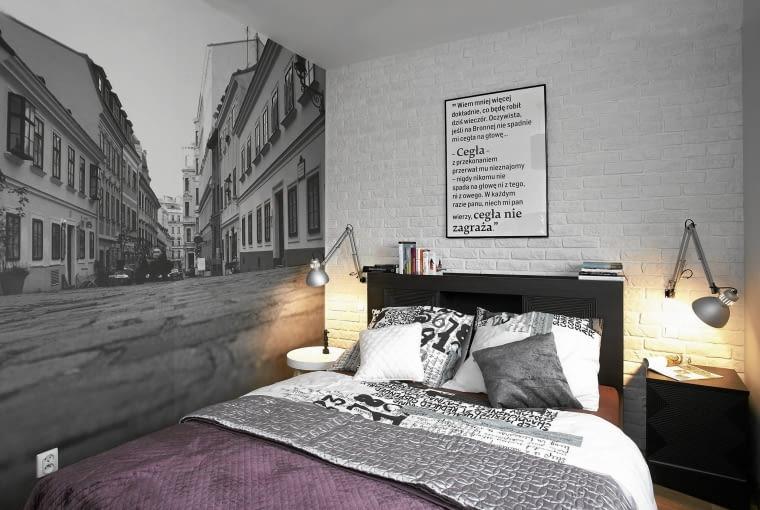 aranżacja sypialni, wystrój wnętrz