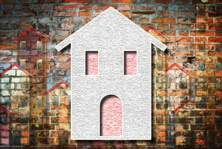 Jak powstaje dom ze styropianu?