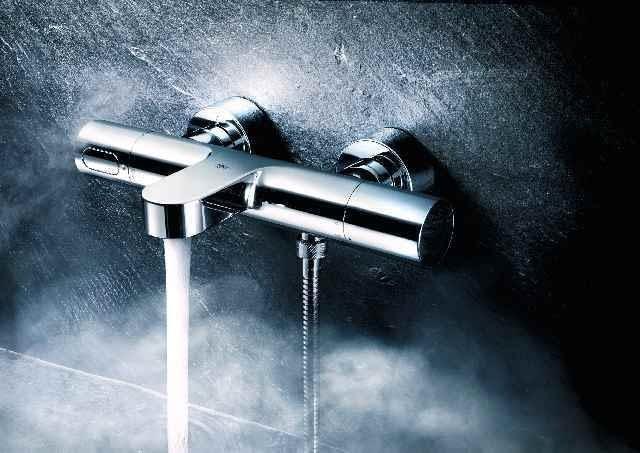 """Dzięki bateriom termostatycznym możemy utrzymać gorącą wodę """"pod kontrolą"""""""