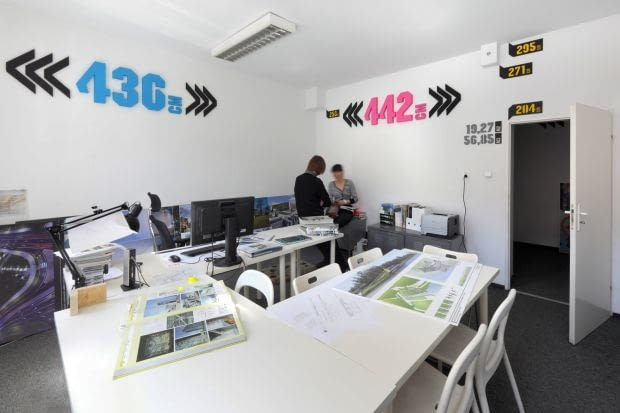 ultra architects, wnętrze, pracownia, poznań, ciekawostka