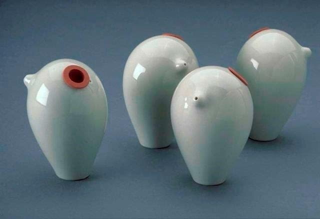 Marek Cecuła, porcelana