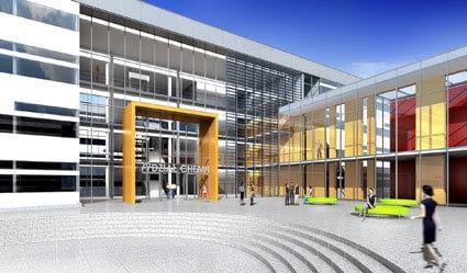 gdańsk, uniwersytet, kampus