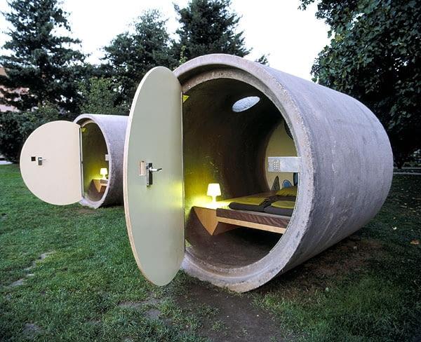 Das Park Hotel, Linz, Austria, proj. Andreas Strauss