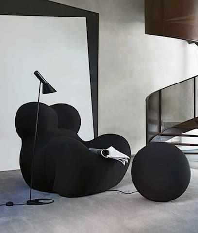 fotel La Mama (Up5); projekt: Gaetano Pesce