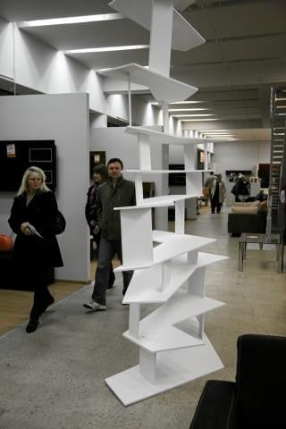 wystawa SKLEP w warszawskiej Emilii, w ramach festiwalu Warszawa w Budowie