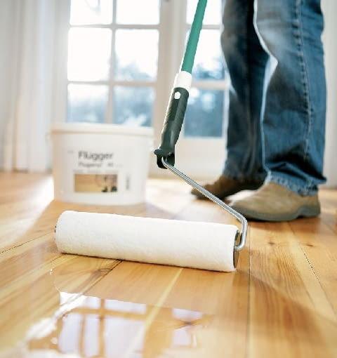 podłogi drewniane, olejowanie podłogi