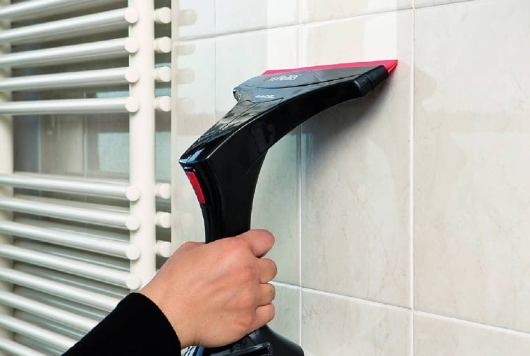 Myjka do okien i glazury Vetrella 4125, z ładowarką, poj. zbiornika na wodę 150 ml, około 249 zł, Ariete