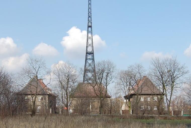 Radiostacja gliwicka, fot. Andrzej Jarczewski, (Wikimedia, CC BY 3.0)