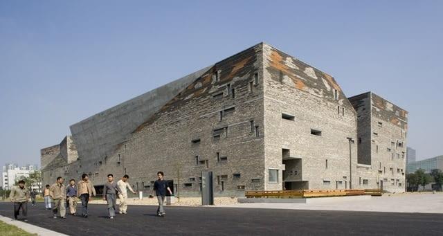 Muzeum Historii w Ningbo, 2003-2008